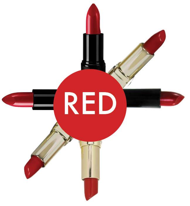 Affordable red lipsticks