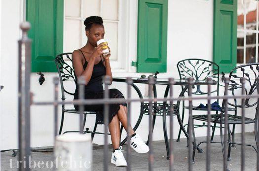 Coffee Run & Fashion Disobedience