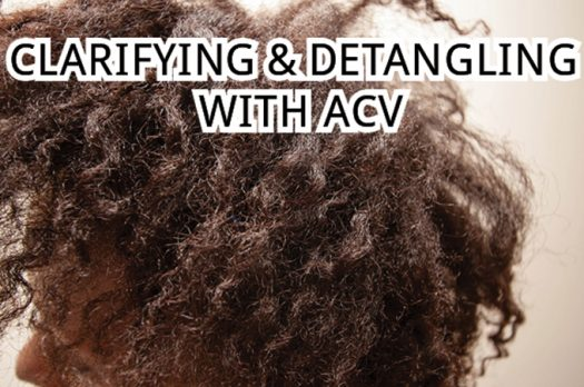 Detangling & Clarifying Natural Hair