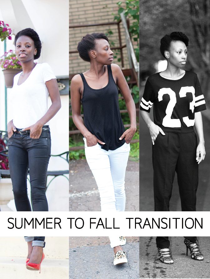 summer to fall outfits