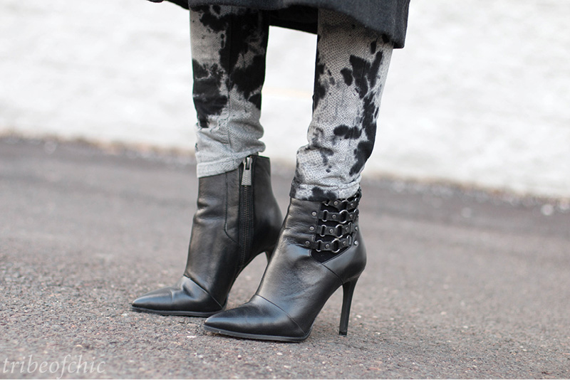 Luxury Rebel booties