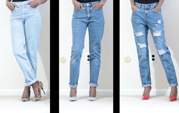Thrifted Finds: Denim Edition