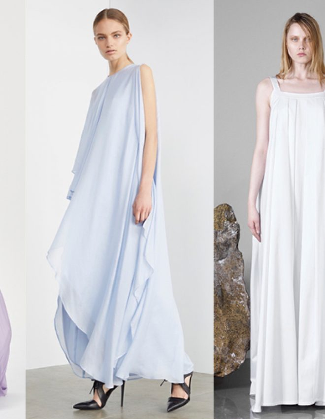 Runway Report: The New Maxi