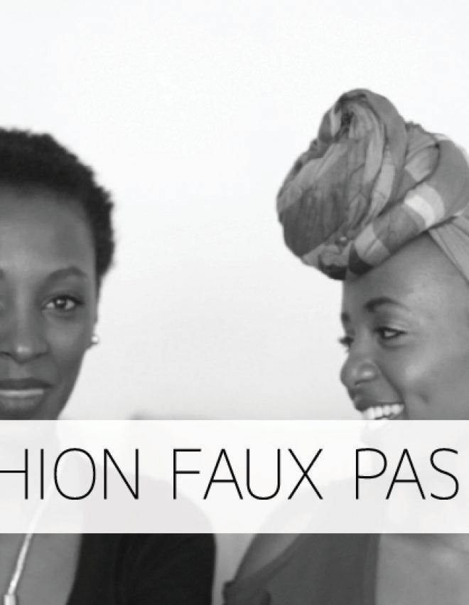 Nairobi Fashion Faux Pas