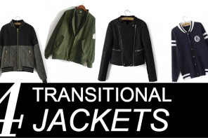 Transitional Jackets