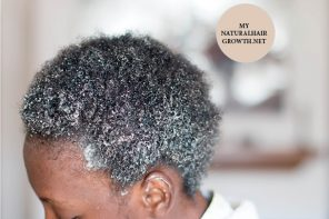 TWA Natural Hair Regimen