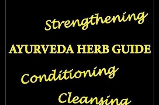 Ayurveda Herbs Guide