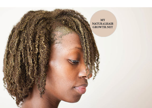 herbal hair conditioning for natural hair