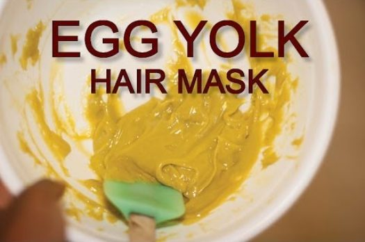 Egg Protein Hair Mask