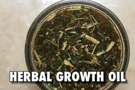 Growth Oil for Natural Hair