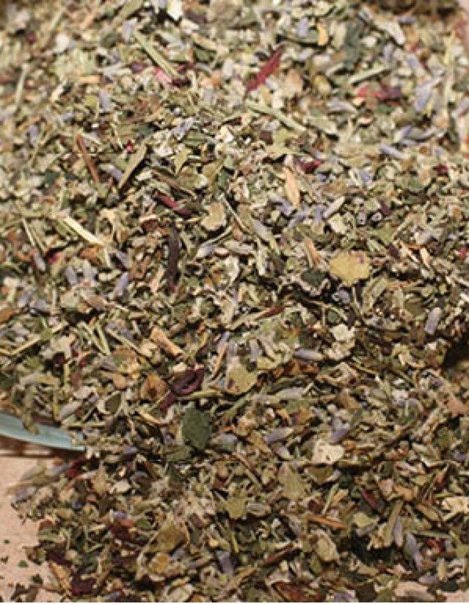 Internal Herbs for hair growth
