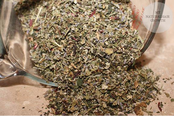 herbs for hair growth