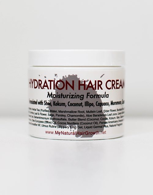hydration hair cream