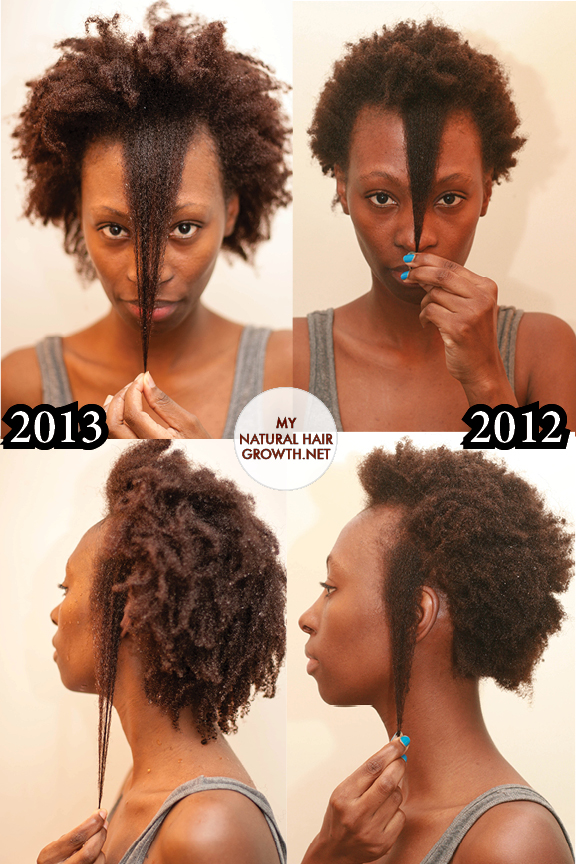 natural hair growth 2013