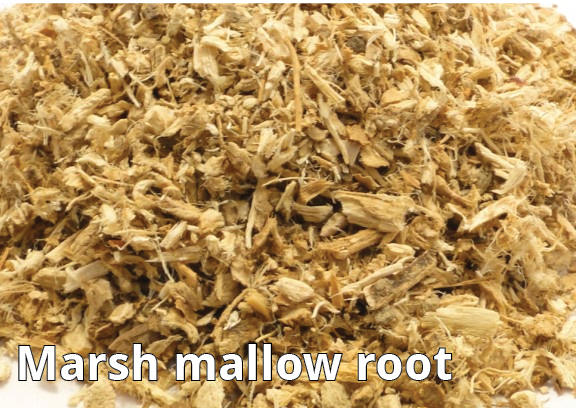 marshmallow root detangle