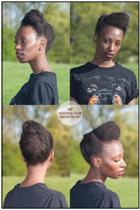 natural black hairstyles