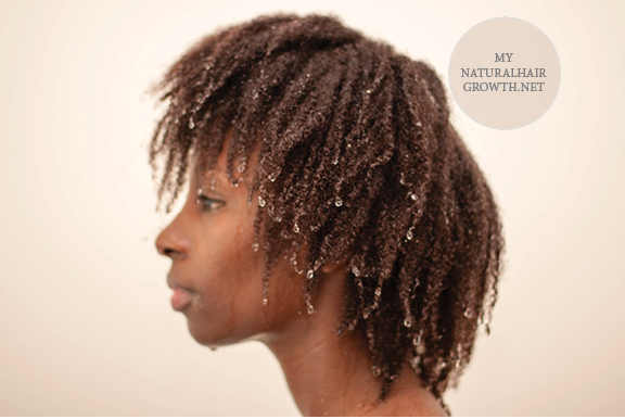 natural 4c hair